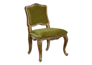 Flora Accent Chair, Leaf