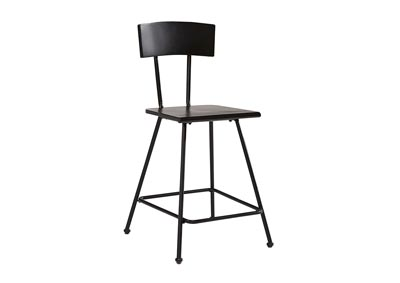 Marston Carbon Counter Height Stool (Set of 2)