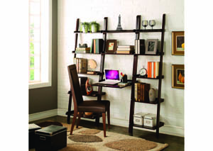 "Image for Ascenda Espresso 27"" Bookshelf w/5 Shelves"