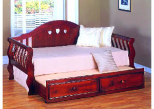 Image for Twin Trundle w/Wood Slats - Chy
