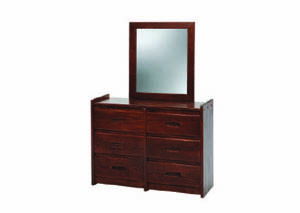 Timberline Cherry Mirror