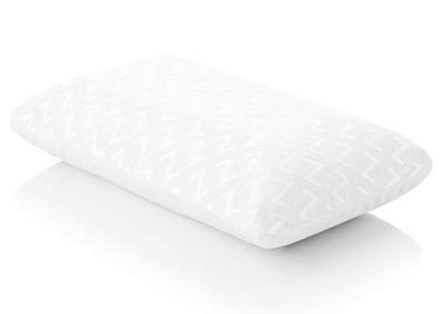 Rayon From Bamboo Replacement Pillow Cover Z Replacement Cover, King, Contour
