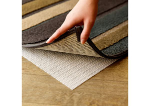 Sleep Tight Twin Size Non-Slip Mattress Grip Pad - Rug Pad For 4' X 7' Rug