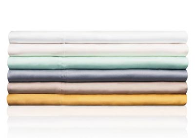 Image for TENCEL™ Woven Tencel Sheet Set, Cal King, Ecru