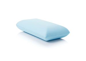 Z Gel-Infused Dough Memory Foam High Loft Queen Pillow