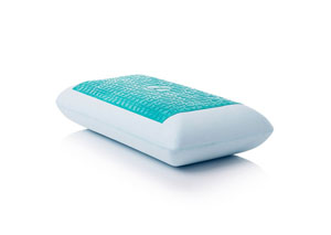 Z Dough Memory Foam + Liquid Z Gel High Loft Queen Pillow