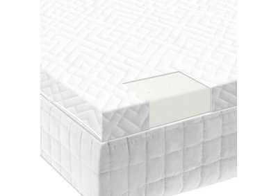 Image for 2 Inch Latex Foam Mattress Topper Twin
