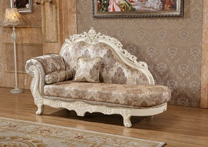 Serena Upholstered Chaise Lounge