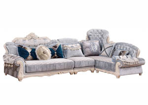 Fabia 3pc. Sectional