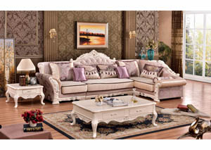 Arturo 3pc. Sectional