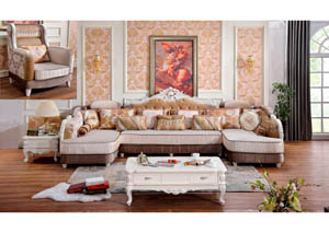 Zarah 3pc. Sectional