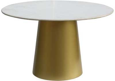 Sorrento Gold Dining Table