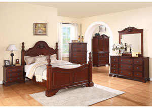 Manor Cherry Armoire