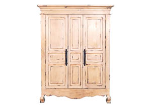 Heirloom 2 Door Armoire