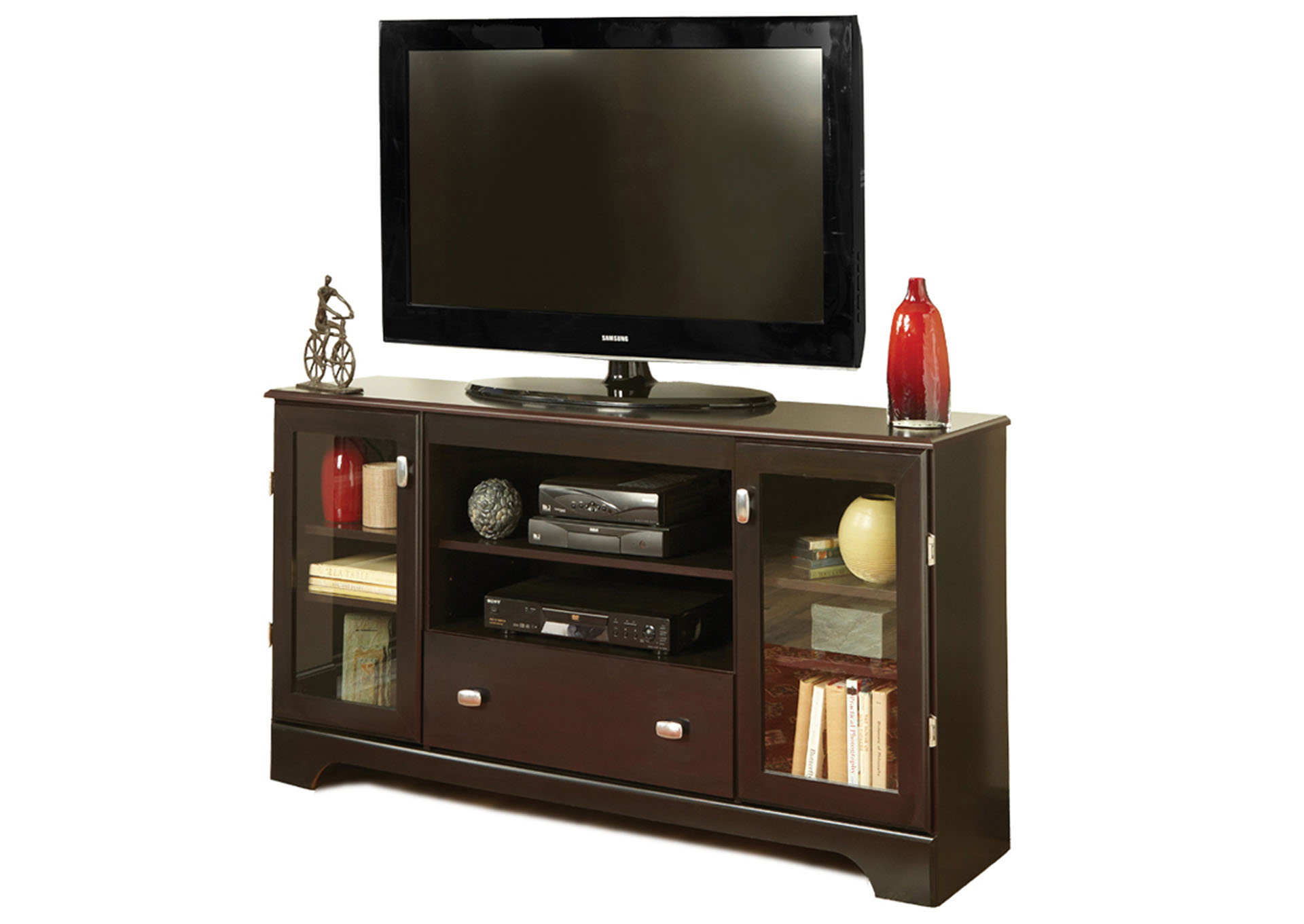 Renaissance Philadelphia Pa Espresso 72 Tv Stand W Storage And