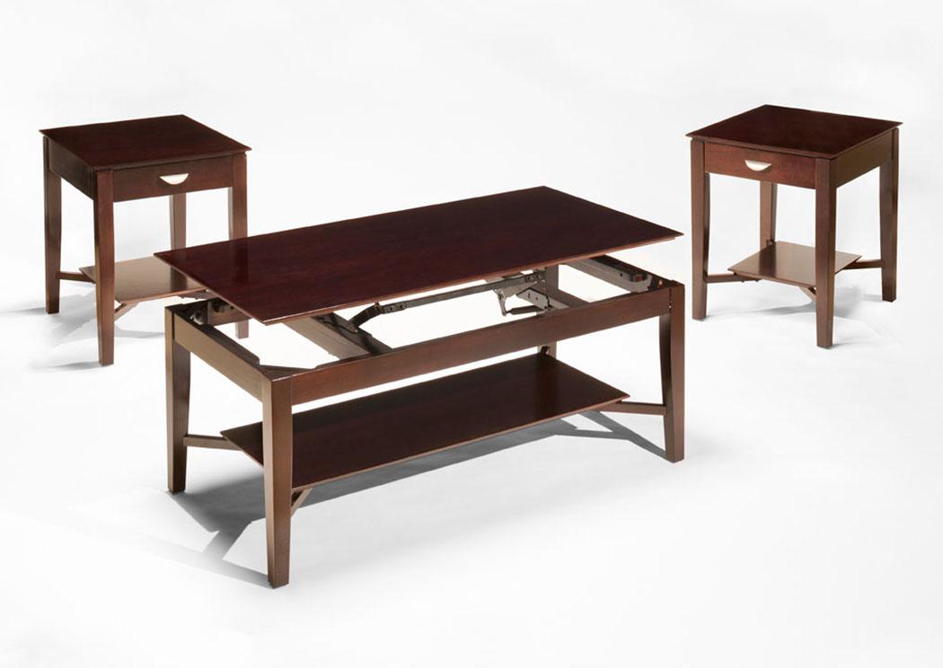 Cool Best Buy Furniture And Mattress Adrian Espresso Lift Top Cjindustries Chair Design For Home Cjindustriesco