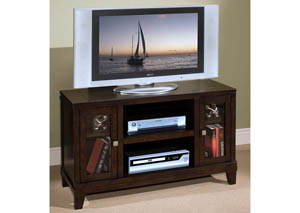 Sanibel Sable Small Entertainment Console