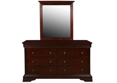 Versaille Bordeaux Youth Dresser