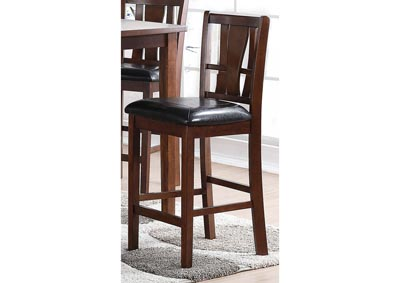 Image for Dixon Espresso Counter Chair (Set of 2)