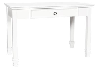 TAMARACK WHITE DESK