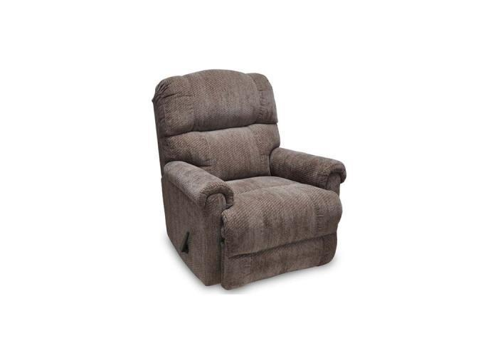 Captain Swivel Rocker Recliner by Franklin,Old Brick