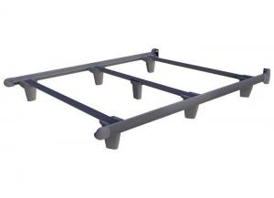 Image for Embrace Bed Frames Twin Grey Bed Frame