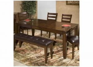 Image for Kona Solid Mango Wood Dining Table