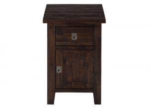 Image for Kona Grove Cabinet Chairside Table