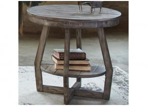 Image for Hayden Way End Table w/Shelf