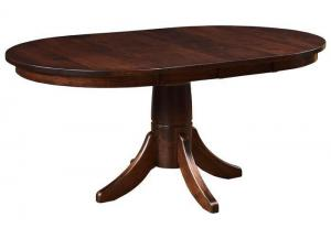 Image for Miami Solid Maple Dining Table by Trailway Amish