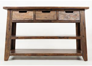 Image for Painted Canyon Sofa Table