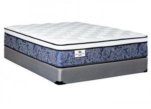 Welliver Eurotop twin mattress by Kingsdown