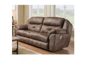 749 Double Power Reclining Sofa by Franklin
