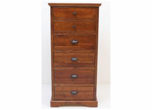 Image for Elegance 6-Drawer Lingerie Chest by Daniel's Amish