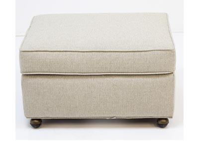 Image for 2820 Customizable Ottoman by Hallagan