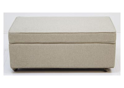Image for 4020 Customizable Storage Ottoman by Hallagan