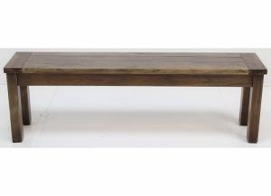 "Image for Sutter Mill 58"" Bench by Trailway Amish"