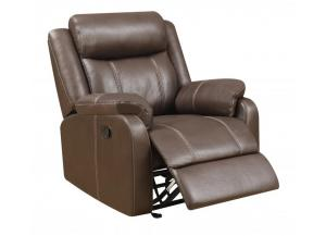 Domino Glider Recliner by Klaussner