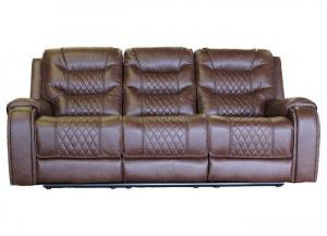 KLAU HUBBLE PWRS-6 DBL PWR SOFA  by KLAUSSNER HOME FURNISHINGS