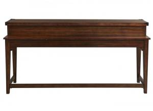 LIBE  316-OT7436 CONSOLE BAR TABLE  by LIBERTY FURNITURE INDUSTRIES, INC