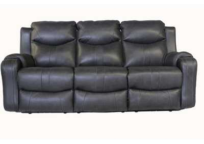 Image for 88161 Leather Double Power Reclining Sofa by Southern Motion