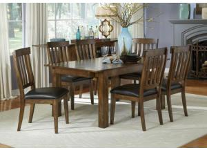 Mariposa 7-Piece Dining Set by AAmerica