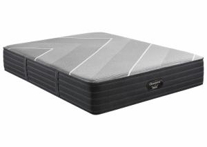 Image for BEAUTYREST BLACK HYBRID X CLASS MEDIUM KING MATTRESS
