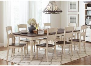 Madison County 7-Piece Dining Set by Jofran