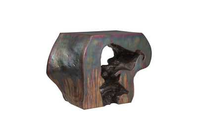 Image for Plateada Hollow Console, Cooper Patina