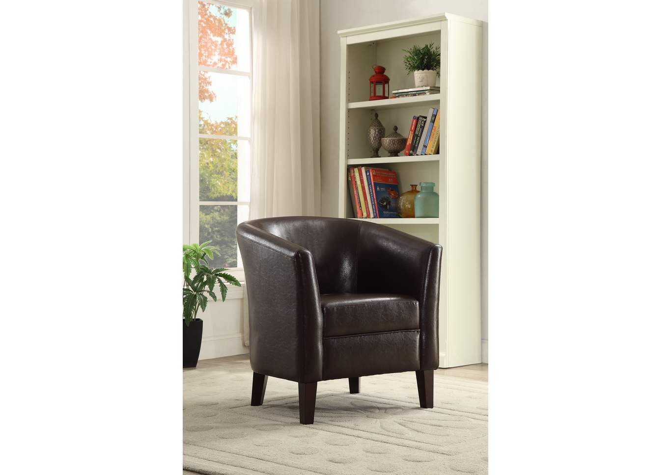 Cool The Bed Post Chocolate Accent Chair Caraccident5 Cool Chair Designs And Ideas Caraccident5Info