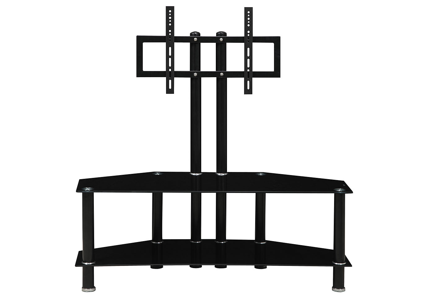 Black TV Stand,Poundex