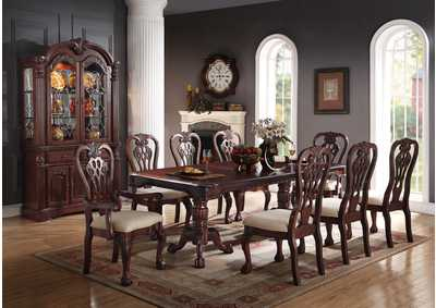 Image for Brown China Cabinet