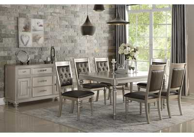 Image for Silver Dining Table