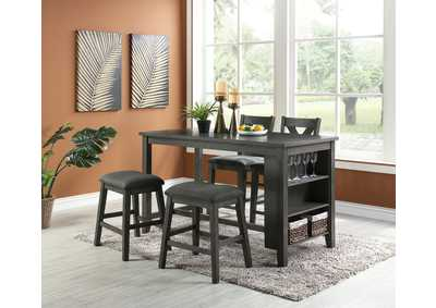 Image for Brown Counter Stool